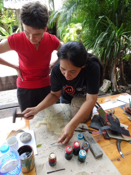Nang Talung Workshop